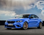 2020 BMW M2 CS Coupe Front Three-Quarter Wallpapers  150x120 (40)