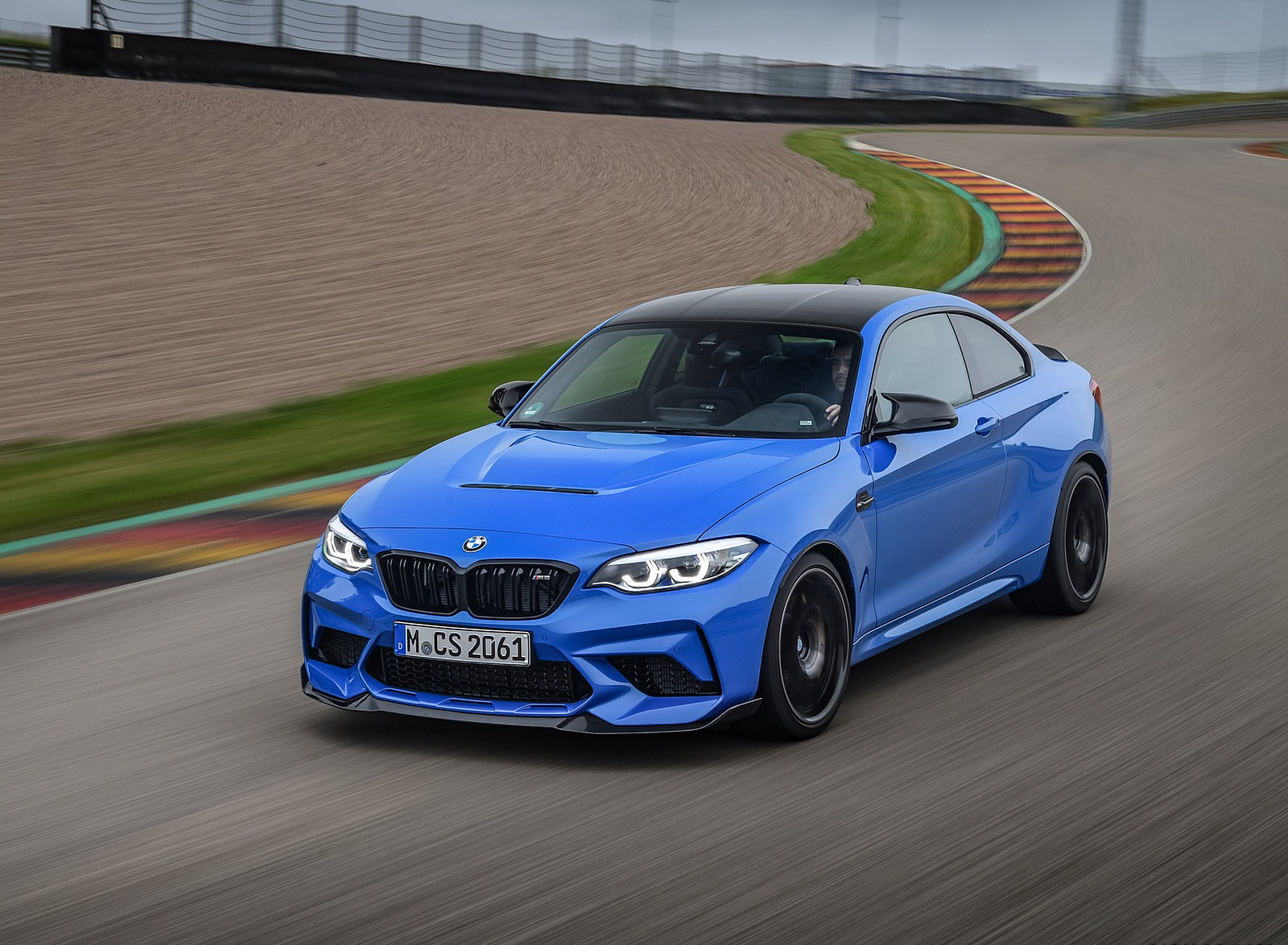2020 BMW M2 CS Coupe Front Three-Quarter Wallpapers  (7)