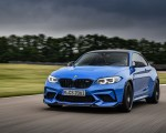 2020 BMW M2 CS Coupe Front Three-Quarter Wallpapers  150x120 (5)