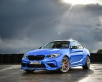 2020 BMW M2 CS Coupe Front Three-Quarter Wallpapers  150x120 (42)