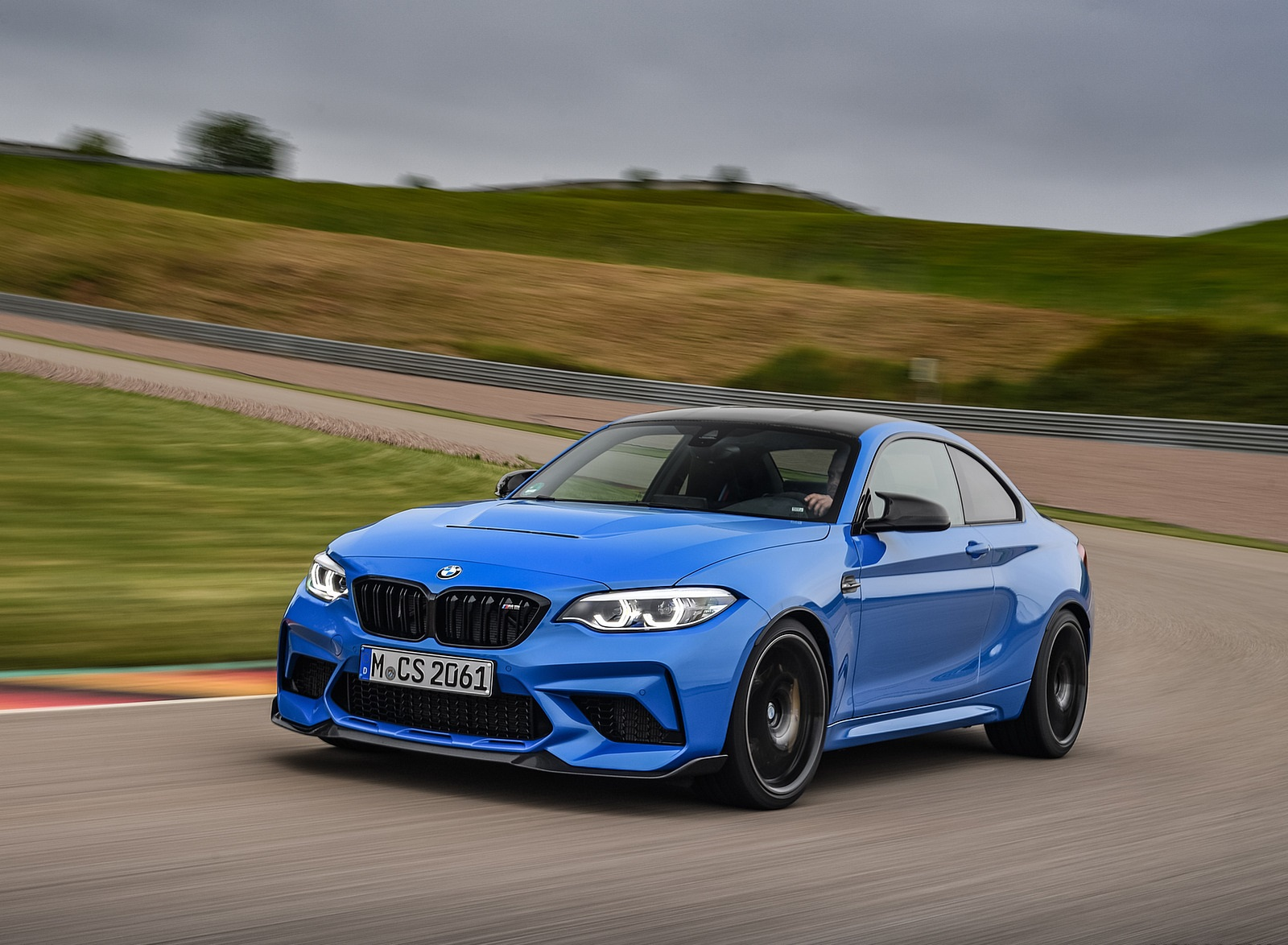 2020 BMW M2 CS Coupe Front Three-Quarter Wallpapers  (9)