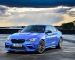 2020 BMW M2 CS Coupe Front Three-Quarter Wallpapers  150x120 (44)