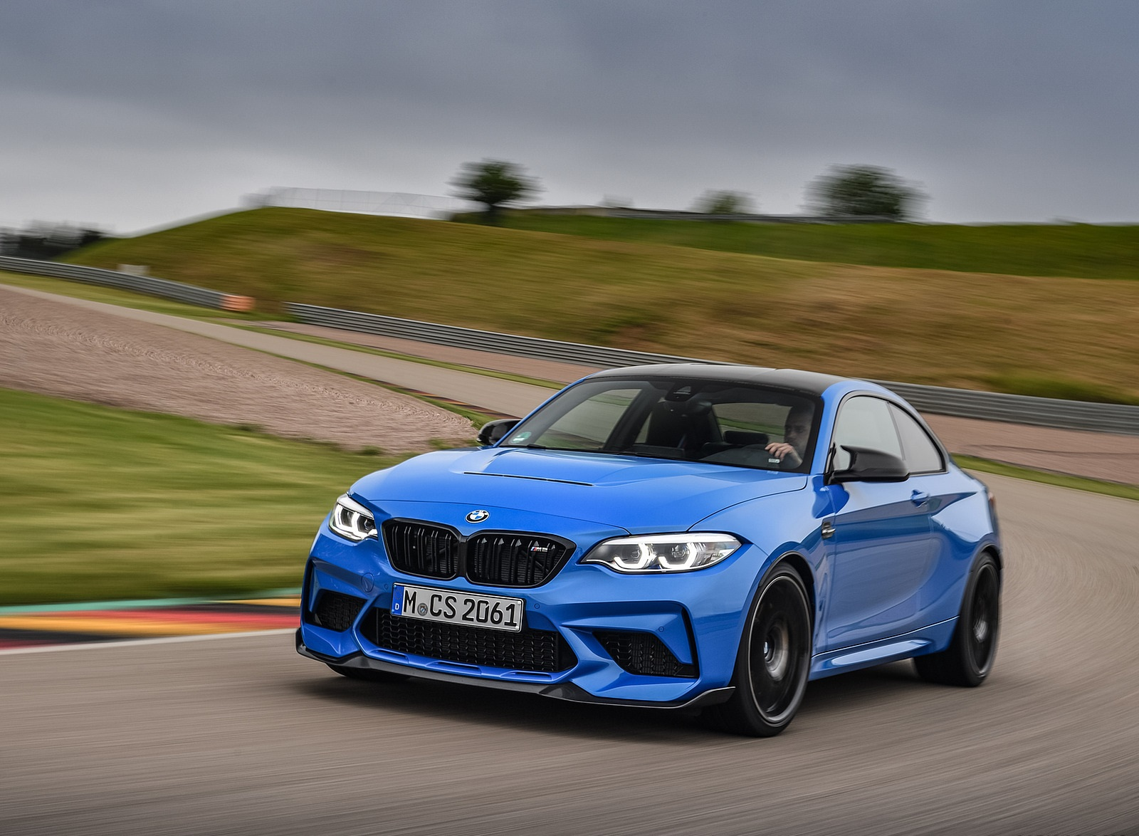 2020 BMW M2 CS Coupe Front Three-Quarter Wallpapers  (10)