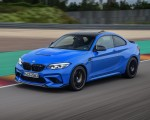 2020 BMW M2 CS Coupe Front Three-Quarter Wallpapers 150x120 (13)