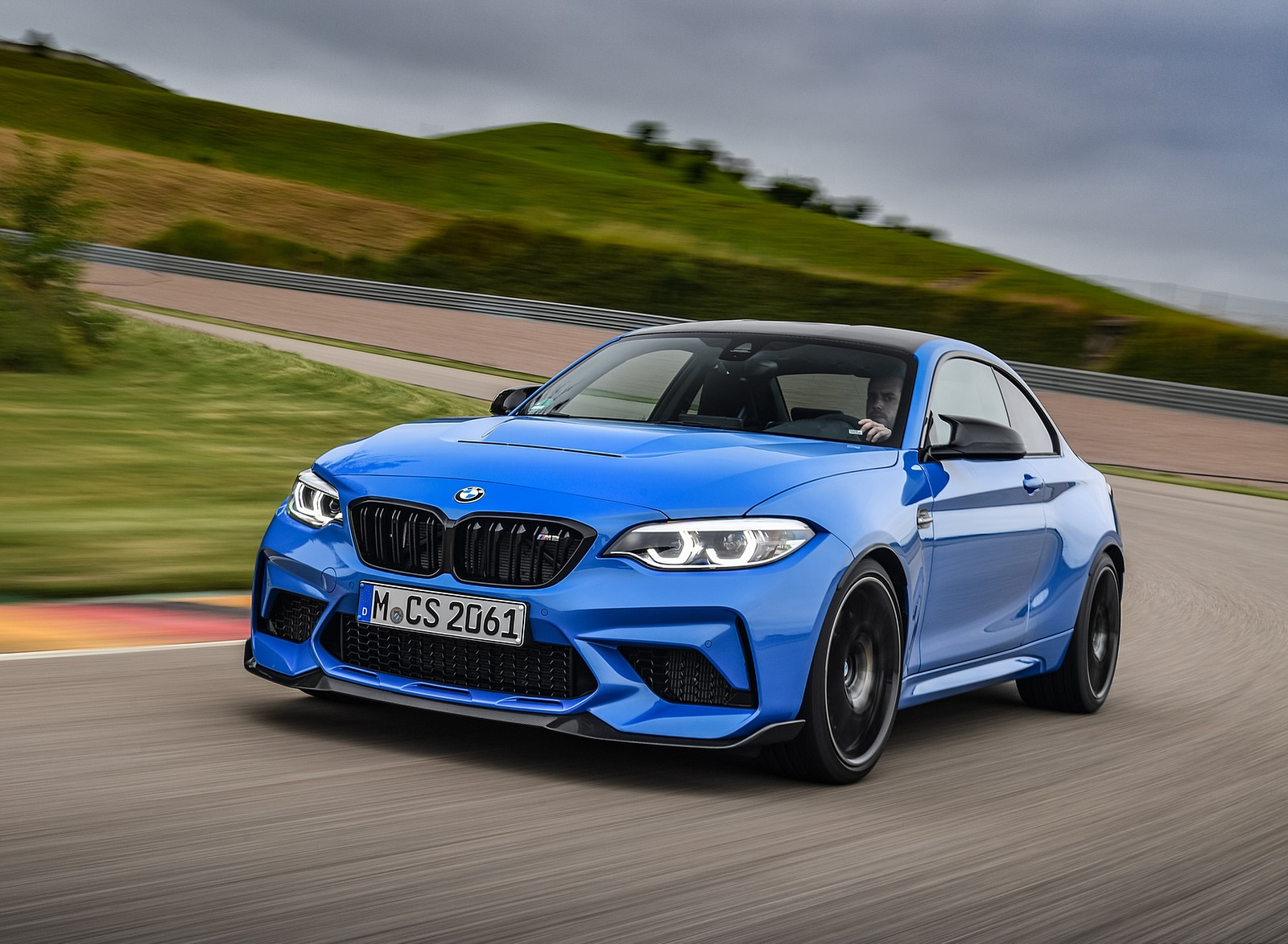 2020 BMW M2 CS Coupe Front Three-Quarter Wallpapers (2)