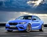 2020 BMW M2 CS Coupe Front Three-Quarter Wallpapers 150x120 (50)