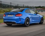2020 BMW M2 CS Coupe Rear Three-Quarter Wallpapers  150x120 (38)