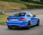2020 BMW M2 CS Coupe Rear Three-Quarter Wallpapers 150x120 (15)