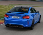 2020 BMW M2 CS Coupe Rear Wallpapers  150x120 (3)