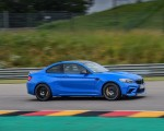 2020 BMW M2 CS Coupe Side Wallpapers  150x120 (29)