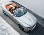 2020 Rolls-Royce Dawn Silver Bullet Front Three-Quarter Wallpapers 150x120 (8)