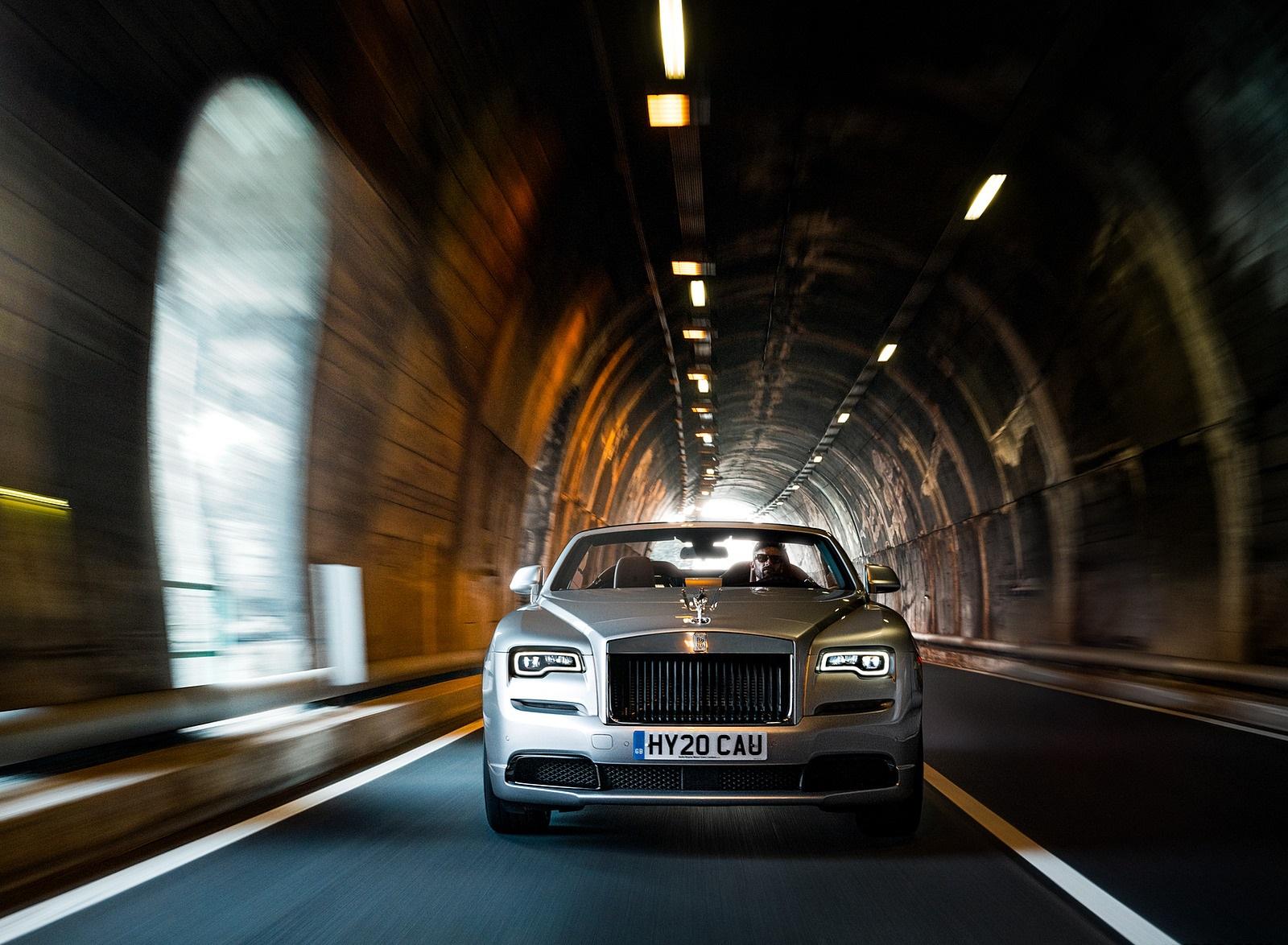2020 Rolls-Royce Dawn Silver Bullet Front Wallpapers (4)