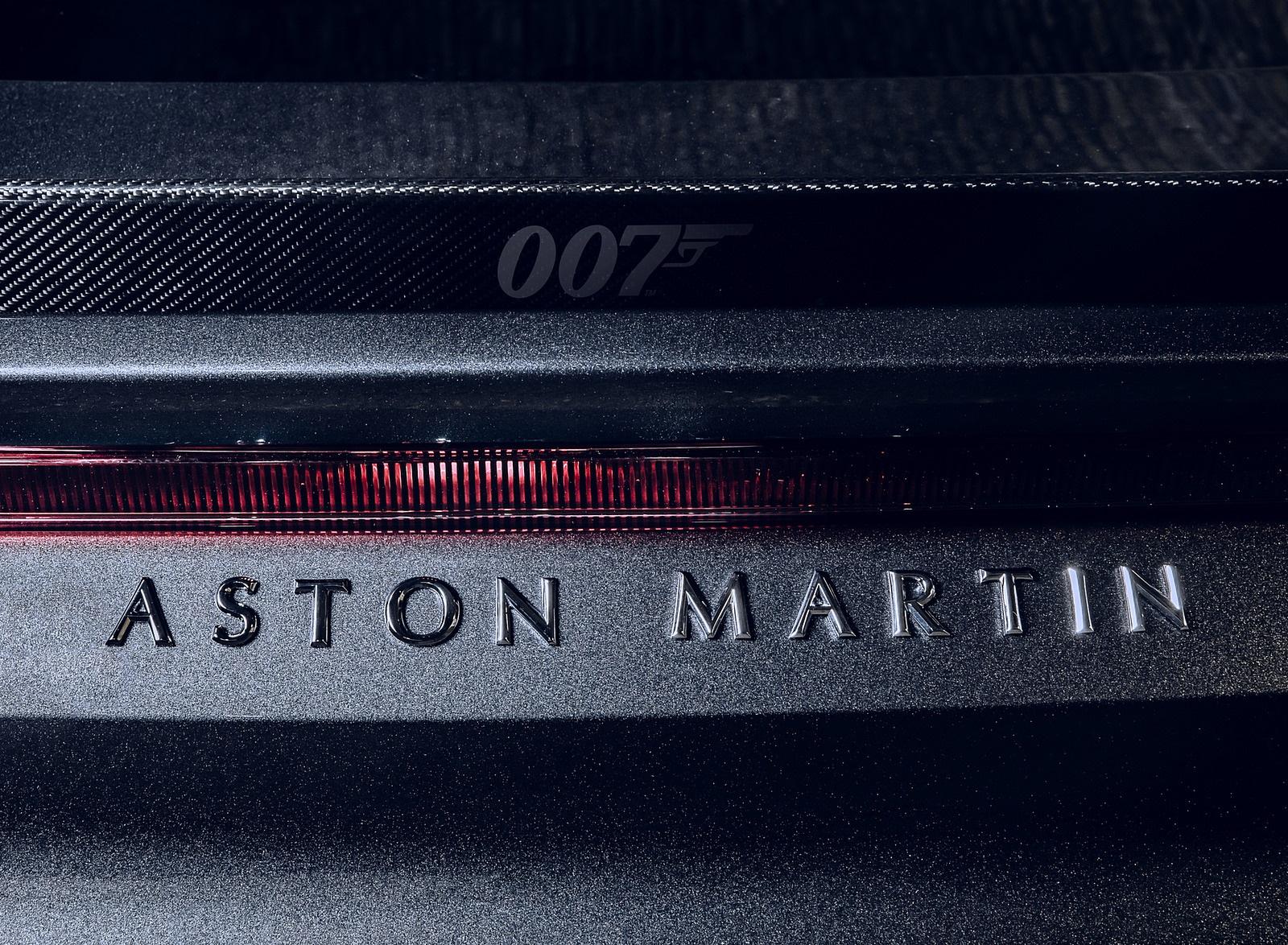 2021 Aston Martin DBS Superleggera 007 Edition Detail Wallpapers (7)