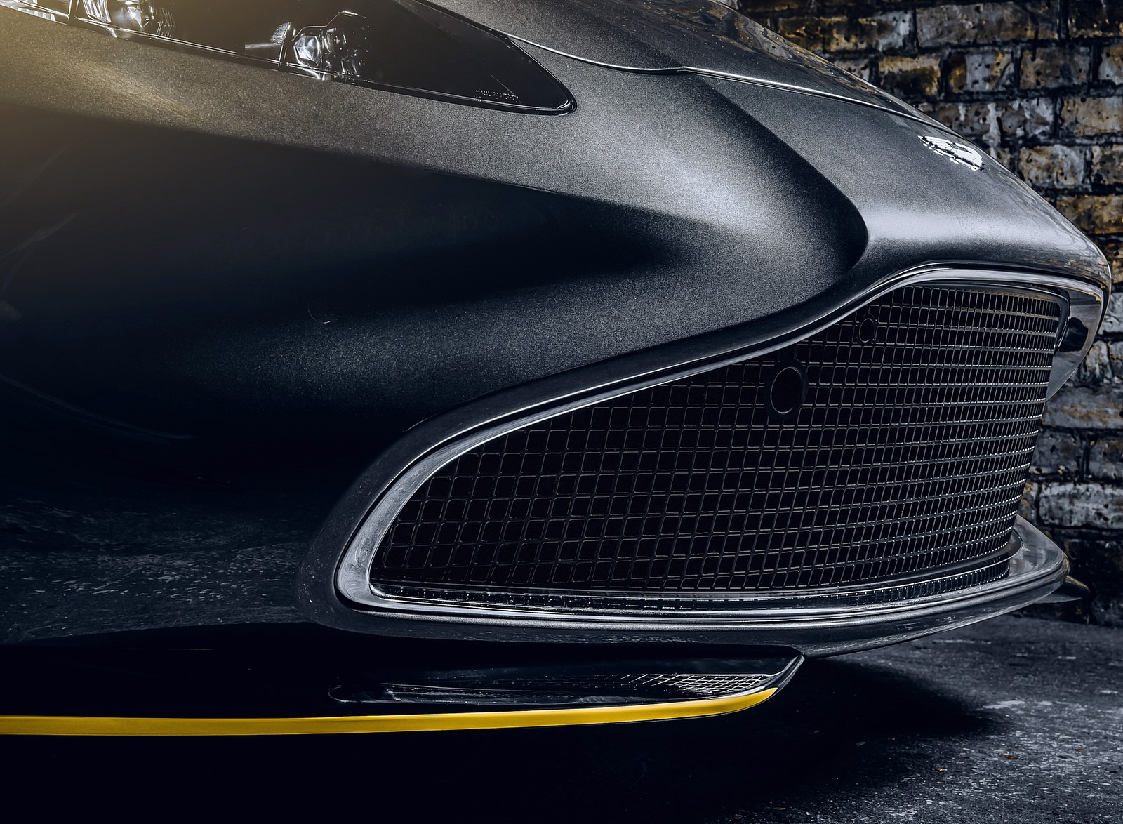 2021 Aston Martin Vantage 007 Edition Detail Wallpapers (9)