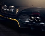 2021 Aston Martin Vantage 007 Edition Exhaust Wallpapers 150x120 (11)