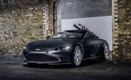 2021 Aston Martin Vantage 007 Edition Wallpapers HD