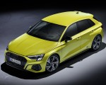 2021 Audi S3 Sportback (Color: Python Yellow) Front Three-Quarter Wallpapers 150x120 (20)