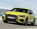 2021 Audi S3 Sportback (Color: Python Yellow) Front Wallpapers 150x120 (5)