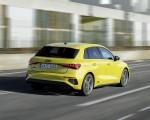 2021 Audi S3 Sportback (Color: Python Yellow) Rear Three-Quarter Wallpapers 150x120 (9)