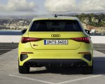 2021 Audi S3 Sportback (Color: Python Yellow) Rear Wallpapers 150x120 (17)