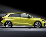 2021 Audi S3 Sportback (Color: Python Yellow) Side Wallpapers 150x120 (25)
