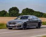 2021 BMW 545e xDrive Front Three-Quarter Wallpapers  150x120 (14)