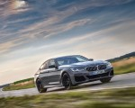 2021 BMW 545e xDrive Front Three-Quarter Wallpapers  150x120 (10)