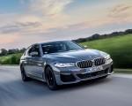 2021 BMW 545e xDrive Front Three-Quarter Wallpapers  150x120 (2)