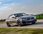2021 BMW 545e xDrive Front Three-Quarter Wallpapers 150x120 (9)
