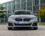 2021 BMW 545e xDrive Front Wallpapers  150x120 (50)