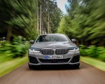 2021 BMW 545e xDrive Front Wallpapers  150x120 (35)