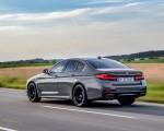 2021 BMW 545e xDrive Rear Three-Quarter Wallpapers  150x120 (30)