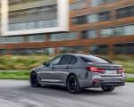 2021 BMW 545e xDrive Rear Three-Quarter Wallpapers 150x120 (31)