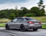 2021 BMW 545e xDrive Rear Three-Quarter Wallpapers 150x120 (23)