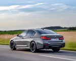 2021 BMW 545e xDrive Rear Three-Quarter Wallpapers 150x120 (8)