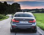2021 BMW 545e xDrive Rear Wallpapers 150x120 (24)