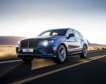 2021 Bentley Bentayga Speed Front Three-Quarter Wallpapers 150x120 (1)