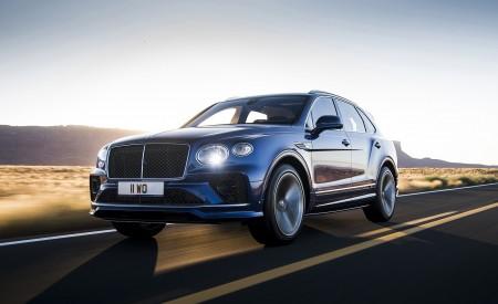2021 Bentley Bentayga Speed Wallpapers HD