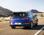 2021 Bentley Bentayga Speed Rear Wallpapers 150x120 (5)