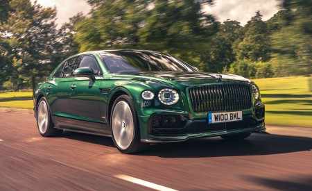 2021 Bentley Flying Spur Styling Specification Wallpapers HD