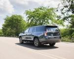2021 Chevrolet Suburban Z71 Rear Three-Quarter Wallpapers 150x120 (6)