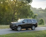 2021 Chevrolet Tahoe High Country Front Three-Quarter Wallpapers 150x120 (9)