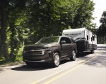2021 Chevrolet Tahoe High Country Front Three-Quarter Wallpapers 150x120 (4)