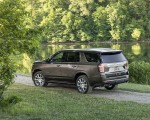 2021 Chevrolet Tahoe High Country Rear Three-Quarter Wallpapers 150x120 (12)