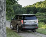 2021 Chevrolet Tahoe High Country Rear Three-Quarter Wallpapers 150x120 (10)