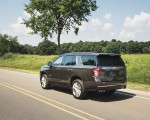 2021 Chevrolet Tahoe High Country Rear Three-Quarter Wallpapers 150x120 (6)