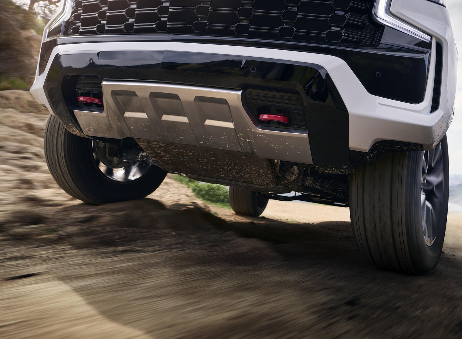 2021 Chevrolet Tahoe Z71 Detail Wallpapers (3)