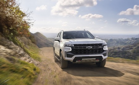 2021 Chevrolet Tahoe Z71 Wallpapers & HD Images