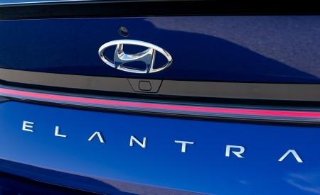 2021 Hyundai Elantra N Line Badge Wallpapers 450x275 (33)