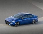 2021 Hyundai Elantra N Line Front Three-Quarter Wallpapers 150x120 (13)